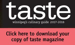 Taste Magazine