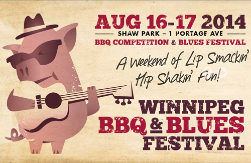 Winnipeg BBQ and Blues