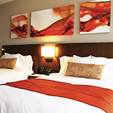 A modern hotel experience in the heart of downtown Winnipeg