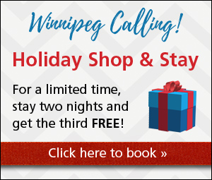 Holiday Shop & Stay