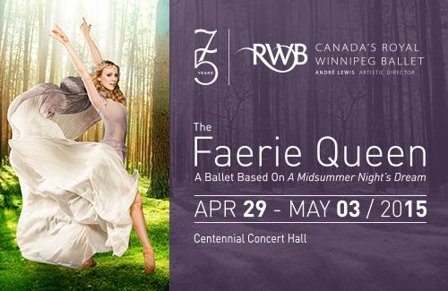 RWB's Faerie Queen