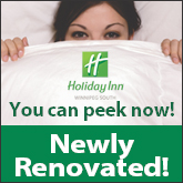 Newly Renovated... because it's all about you!