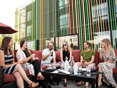 Cibo Waterfront Café