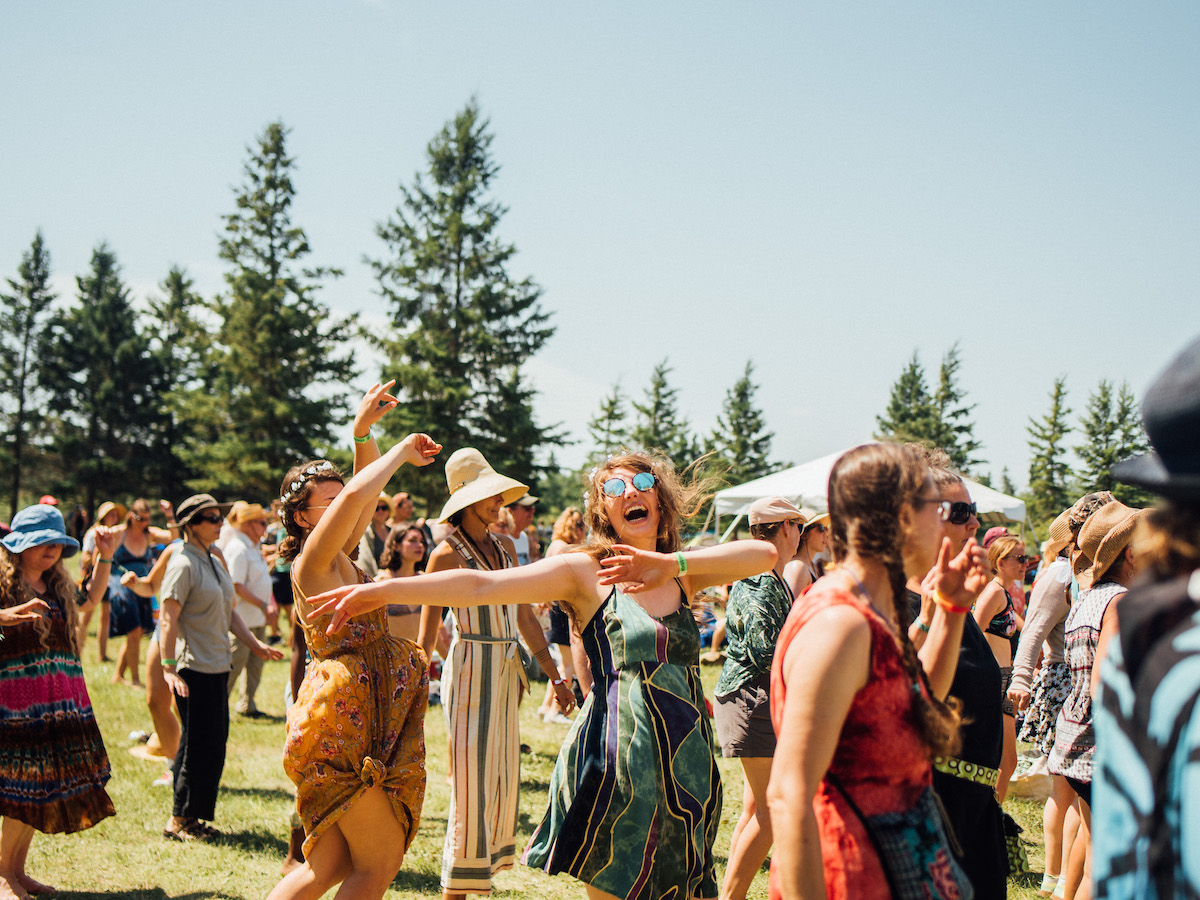 An audio-visual guide to the 2020 Winnipeg Folk Festival Lineup - You'll want to get your dance on when you find out who's playing at this year's Folk Festival (photo: Ally Gonzalo)