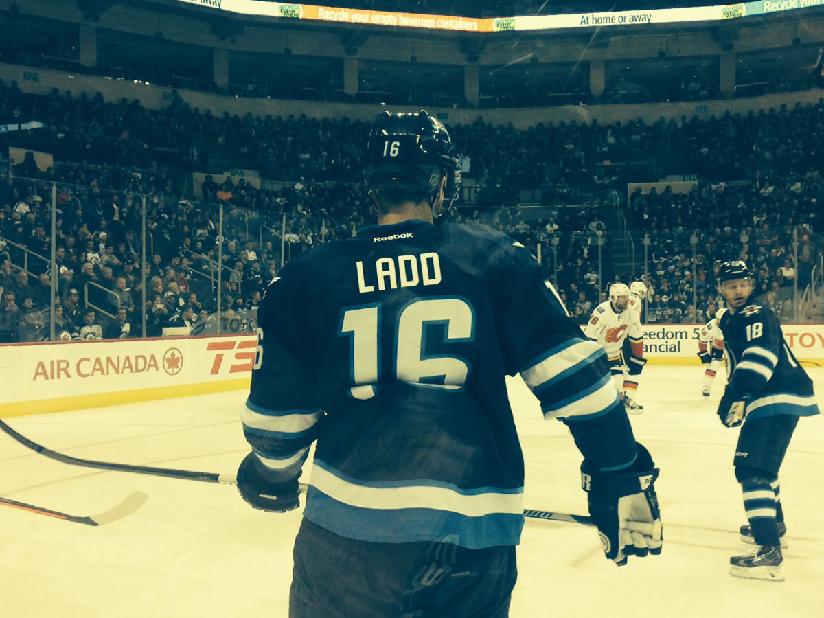 Winnipeg Jets still the hot ticket for our out of town guests -