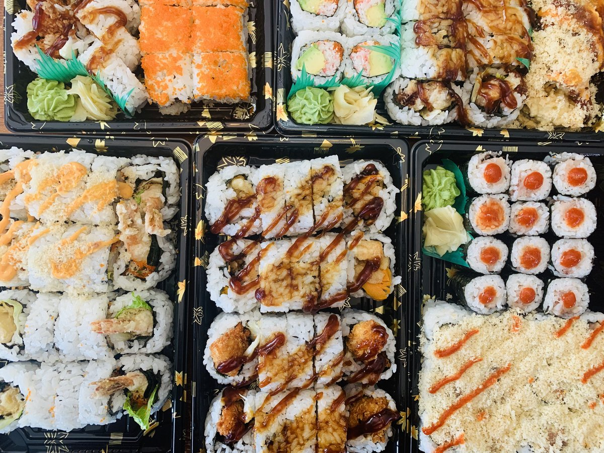 Week 6 takeout guide: Reopened restaurants and staff picks edition  - Sushi Gozen (photo by Maddy Reico)