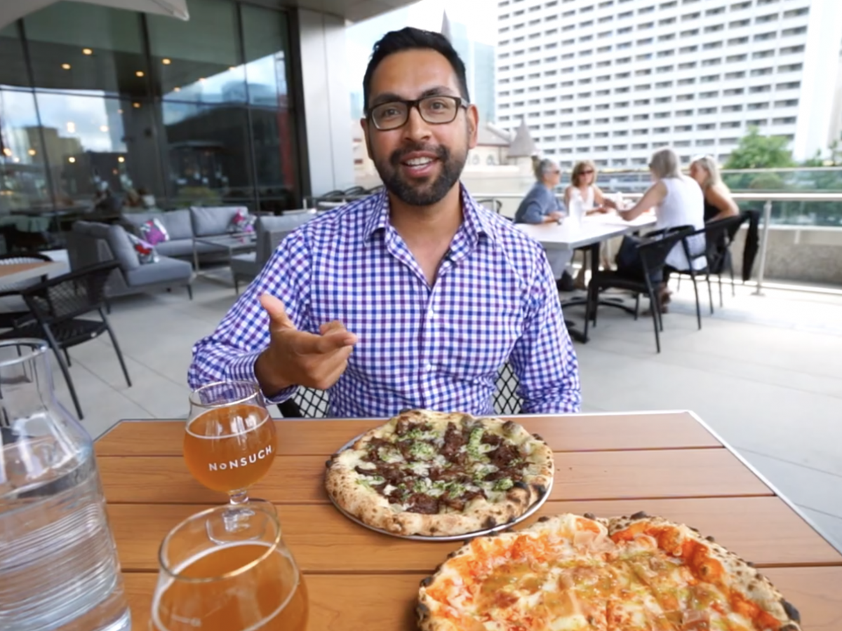WATCH: Our favourite Winnipeg patios will save your summer! - Save your summer at Winnipeg's best patios like Gusto North at Hargrave Street Market