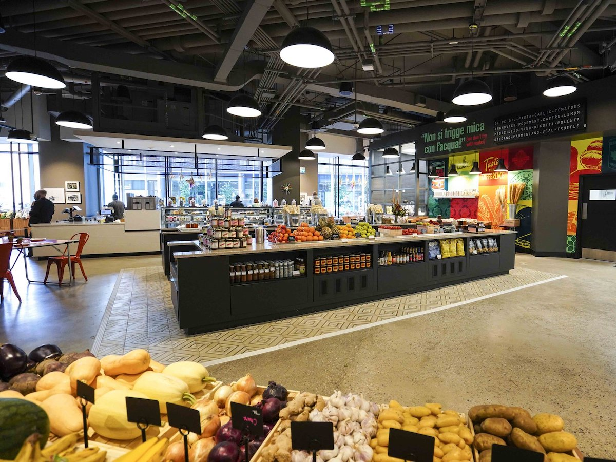 ​Watch: Mottola Grocery is the answer to all your epicurean entreaties -  Mottola Grocery is now open to the public in True North Square.