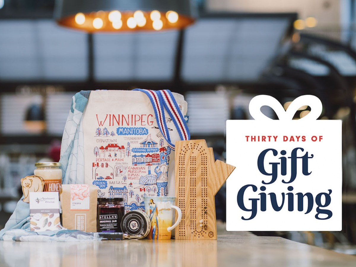 30 Days of Gift Giving Contest - Let's spread some local love this holiday season! (Photo: Mike Peters)