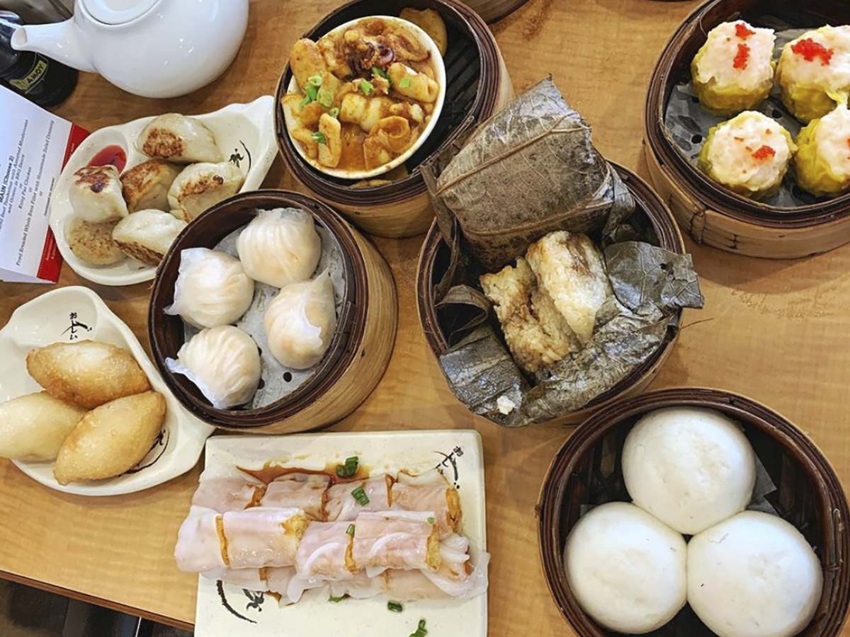 Winnipeg's best dim sum: A guest post to start your new year - North Garden Restaurant on University Crescent (photo: Carter Chen)