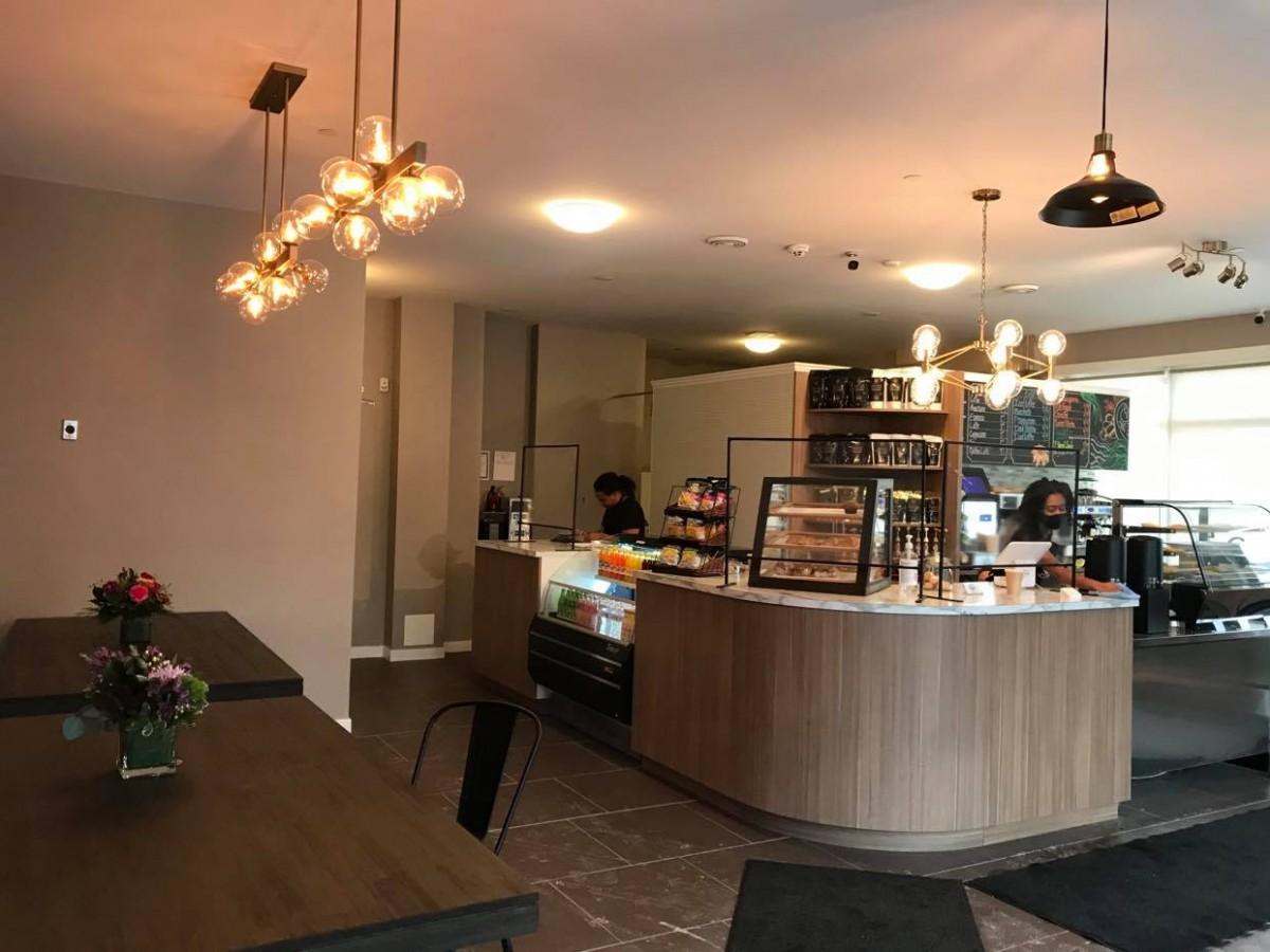 New & Notable for 2021: Caribbean, cheese, chicken & beauty on a bun  - Diaspora Café highlights Caribbean and African desserts alongside coffee and teas.