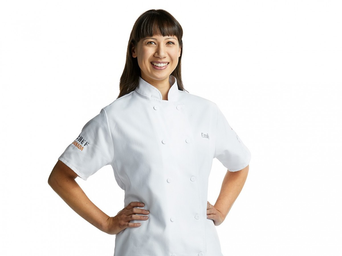 Catch these Winnipeg chefs, cooks and bakers on primetime TV  - deer + almond's chef de cuisine Emily Butcher will be competing on Top Chef Canada this spring (photo courtesy of Food Network Canada)