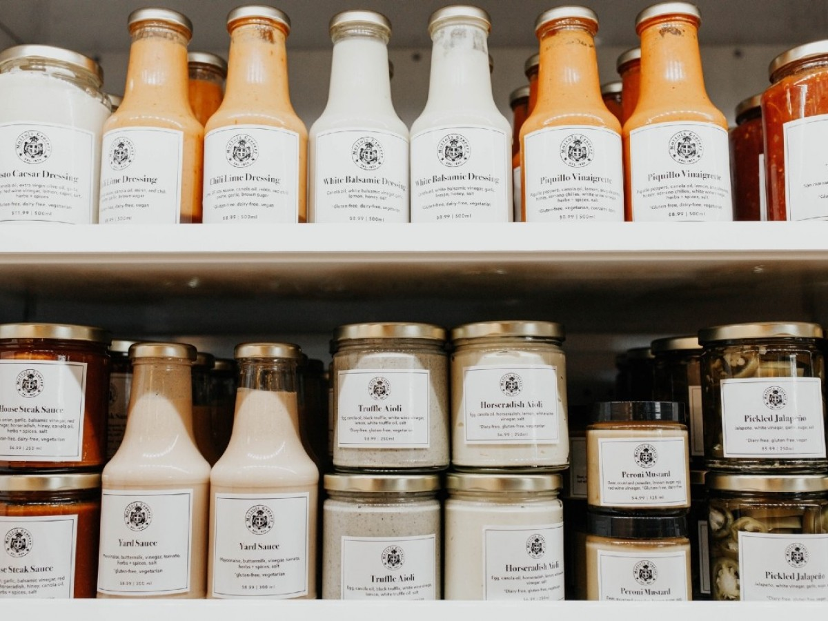 March with the Makers Part 3: Local makers we love - Mottola Grocery carries almost all the sauces from Academy Hospitality restaurants (photo courtesy of Academy Hospitality)