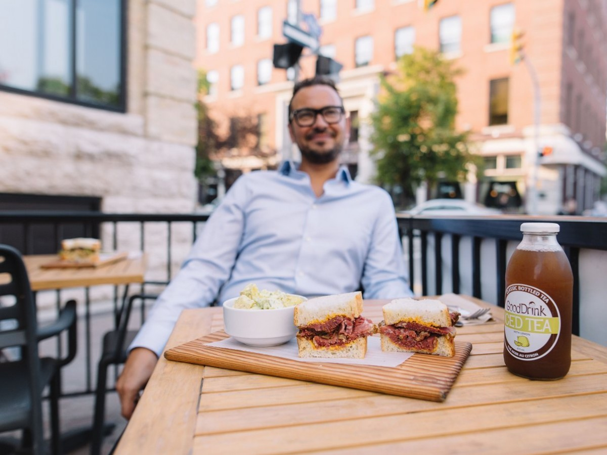 Winnipeg spring patio guide: sit, sip and savour outside - Patio season is back at King + Bannatyne (photo: Mike Peters)