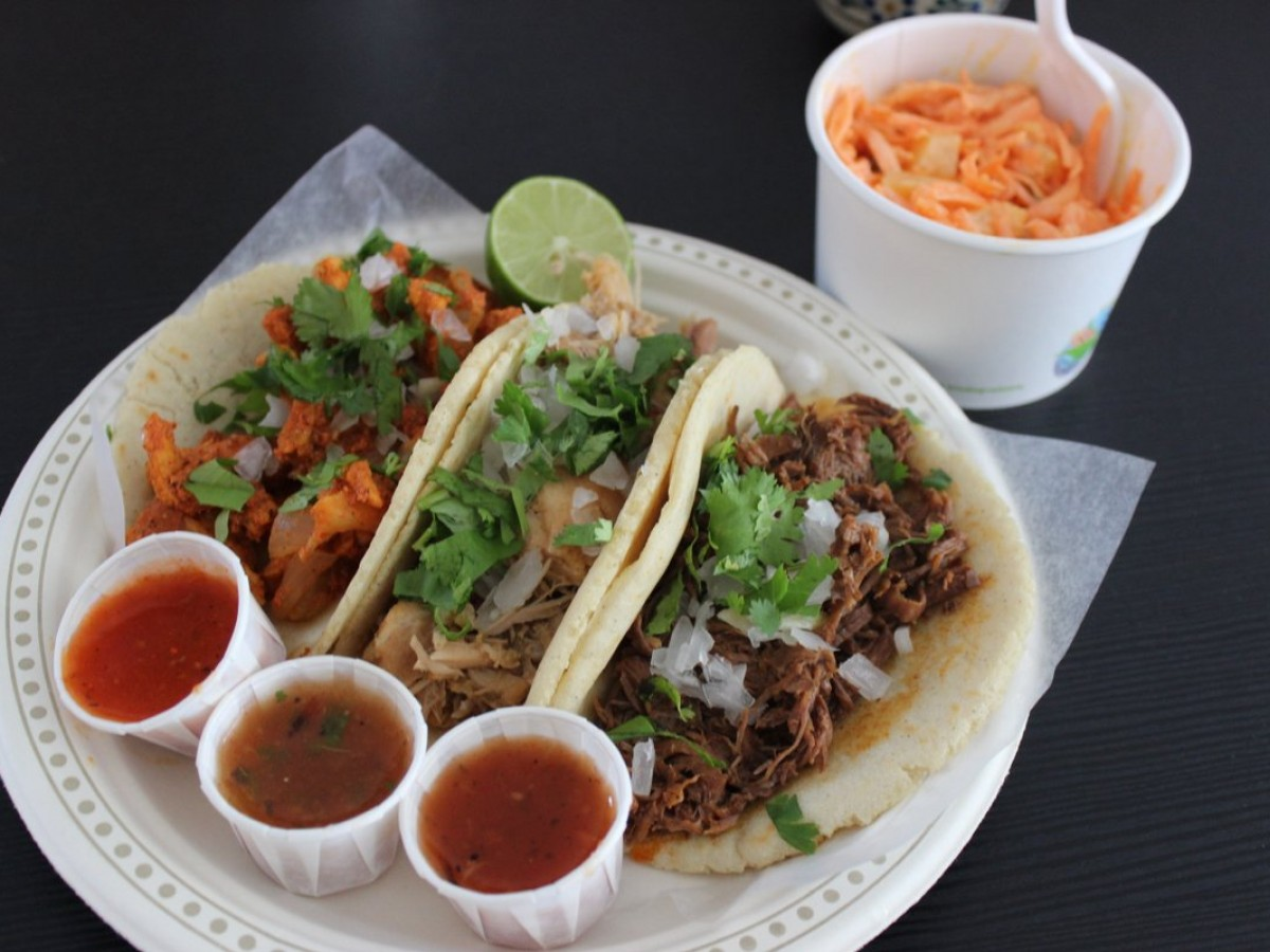 Masa for the masses: Carter Chen's new guide on Winnipeg's best tacos - A selection of tacos from BMC Market (PCG)