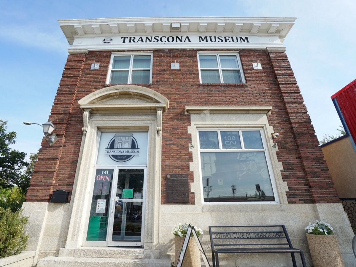 Staying connected with Winnipeg's attractions, virtually - Take a virtual 3D tour of the Transcona Museum (photo: Tyler Walsh)