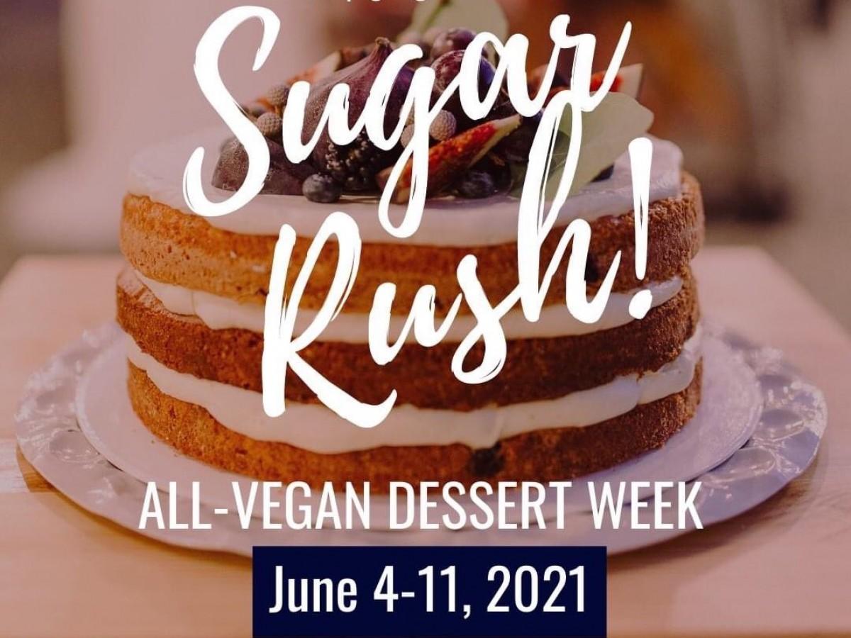 VegFest presents week-long dessert festival -