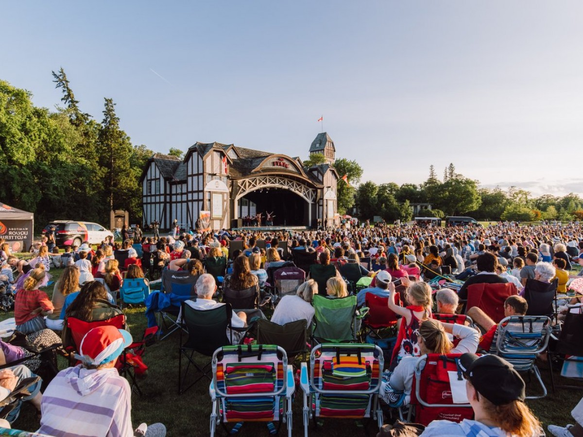 These summer deals are sizzling in Winnipeg - Free performances and shows are back this summer at Assiniboine Park (photo by Mike Peters)