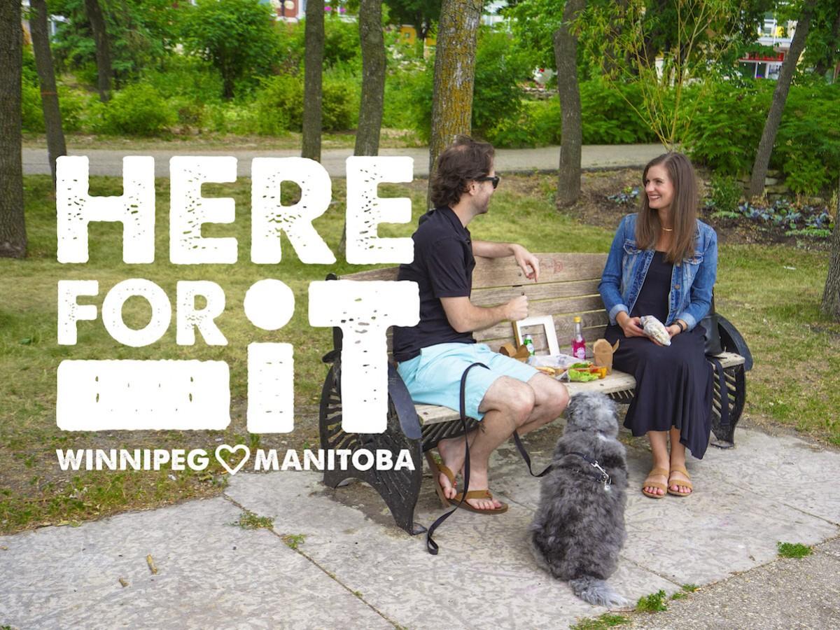 Here for It: Summer Staycations in Winnipeg -