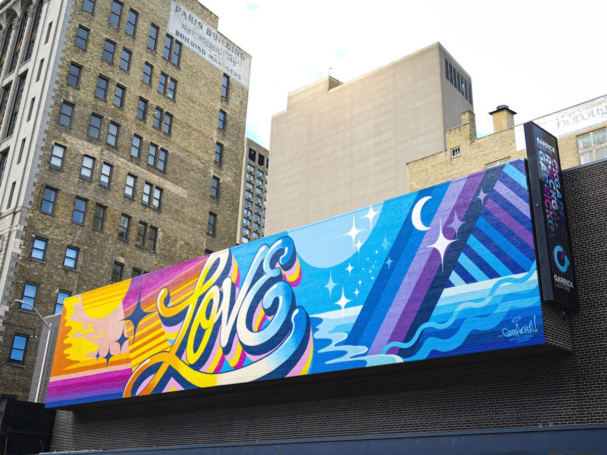 WATCH: Synonym Art Consultation makes Winnipeg's walls shine - The