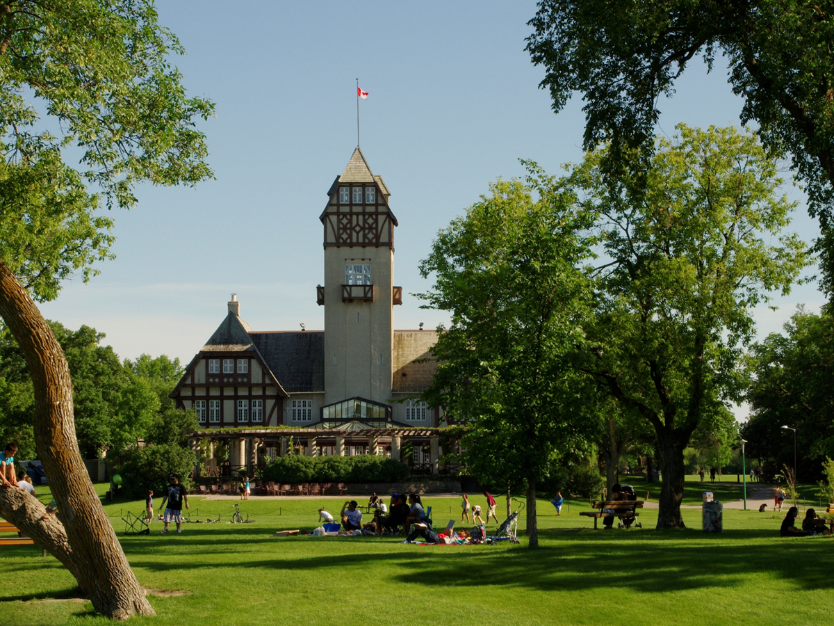 Top 10 Winnipeg-Part 2 - Pavilion in Assiniboine Park - credit Gerald Laggo