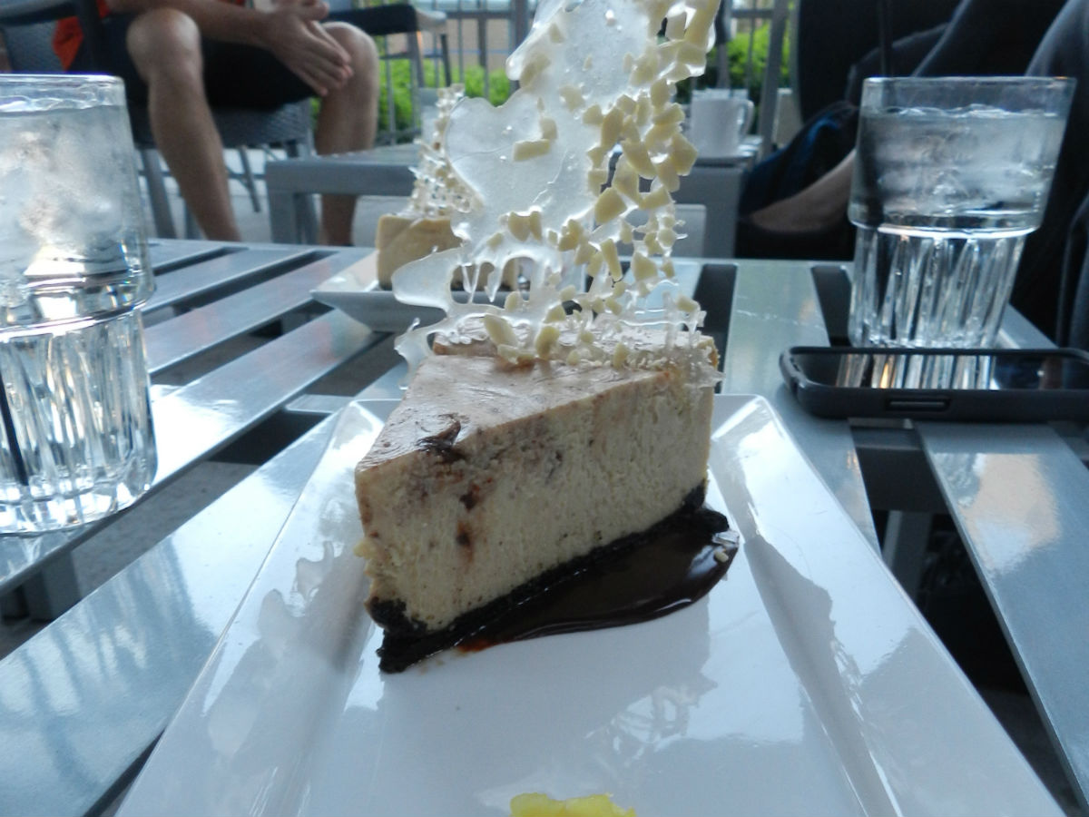 Restaurant Round-up: What's New in Winnipeg's Food Scene (Part Two) - To die for cake from Rudy's