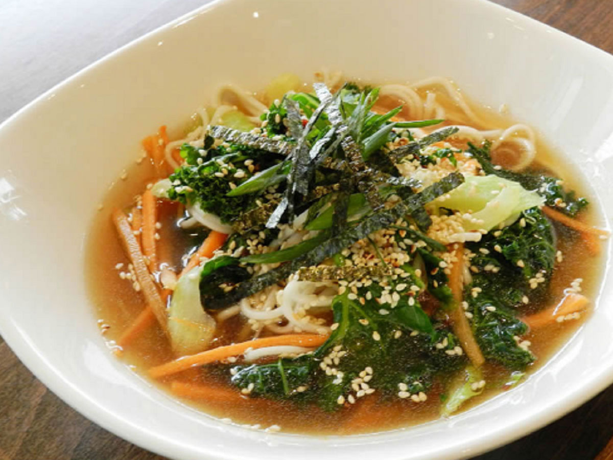 Taste the World: Local Restaurants Host August Lunch Specials - Amazing, simply amazing. This will warm you in an instant. You