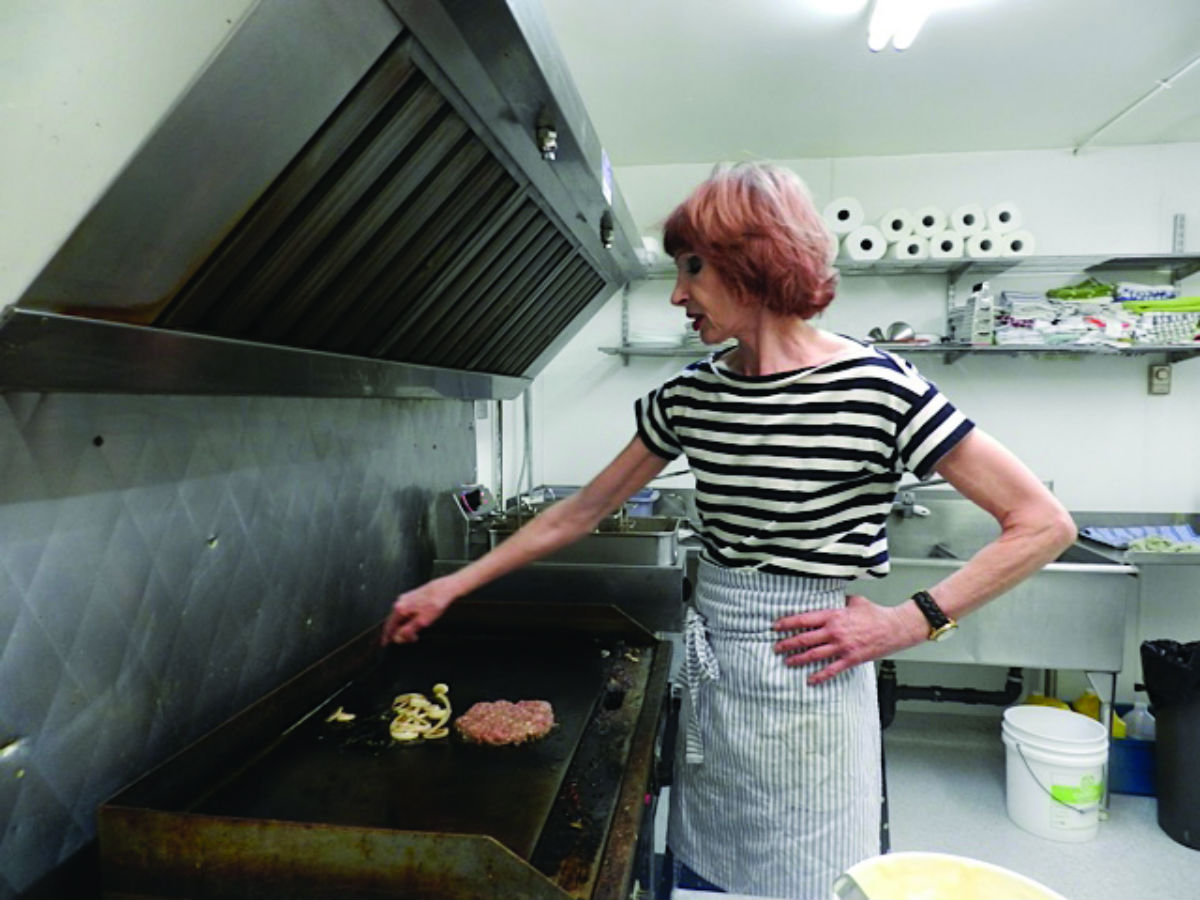 Blondie's Burgers: Rules of Engagement -