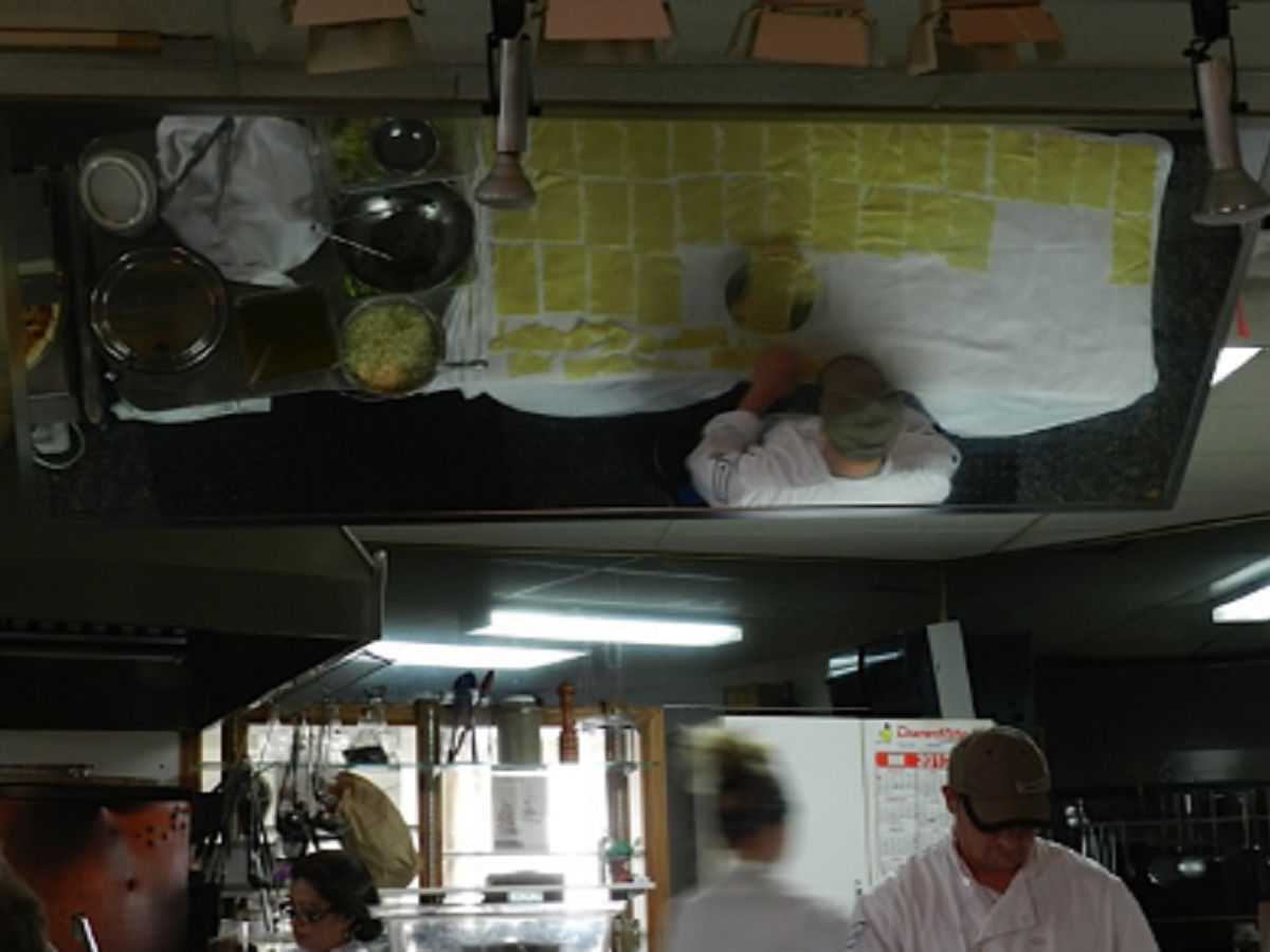 De Luca's Specialty Foods, Cooking School & Restaurant - 1.85MB of Digital Deliciousness, served up by this master chef