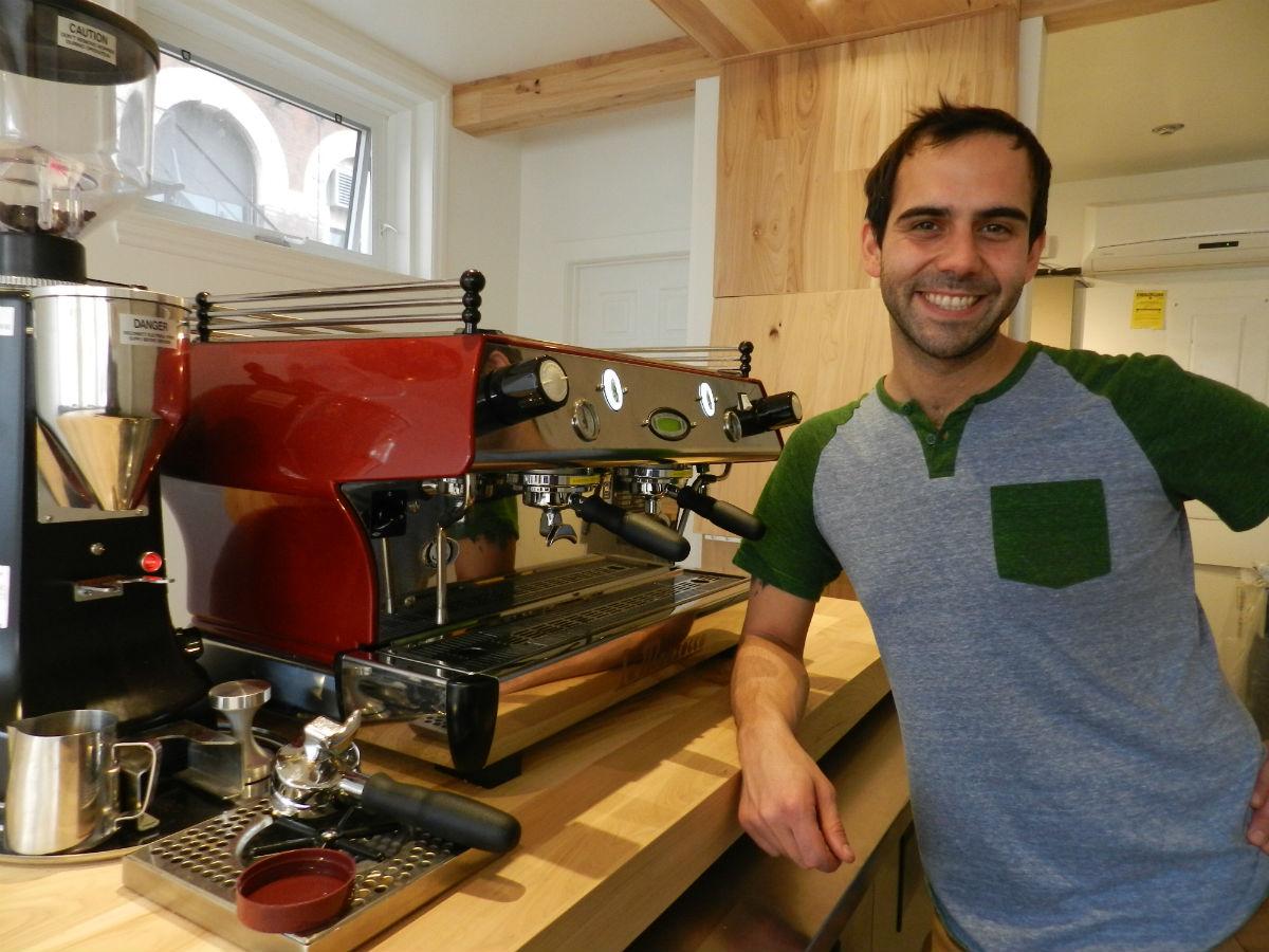 Meet the Owner: Café Postal's André Clément -
