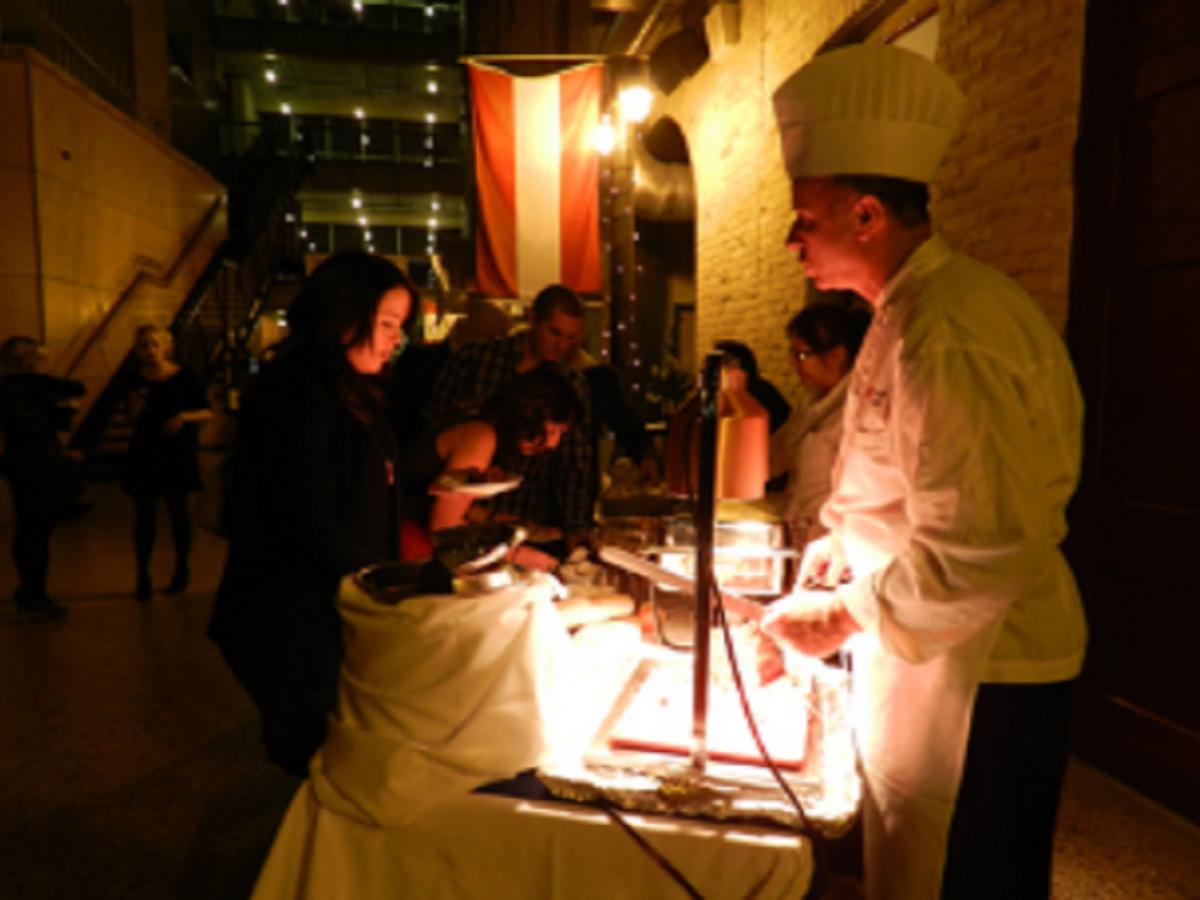 Dinner for Diabetes: Winnipeg's 4th Annual Best Banting Evening - Bonjour!