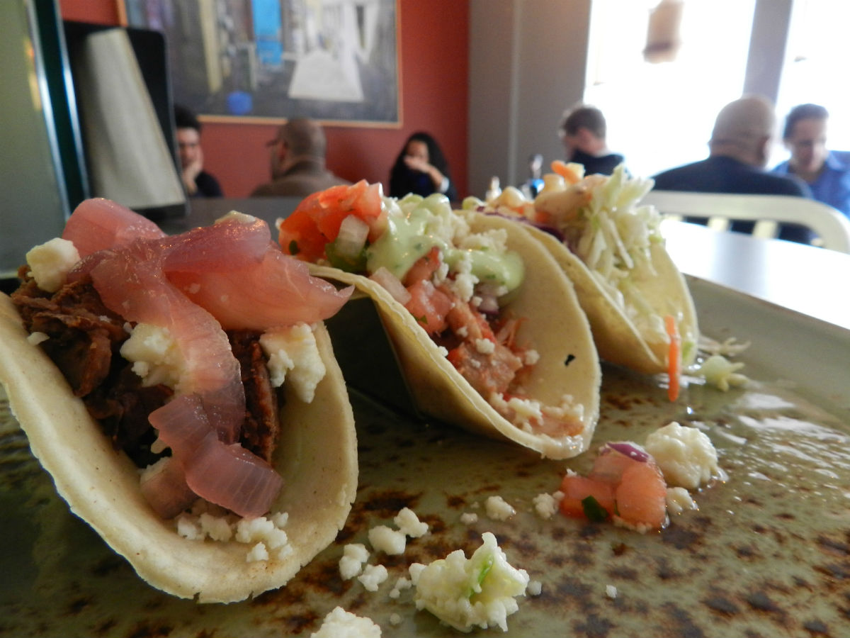 Winnipeg Food News: A year in review - A sublime taco experience that will indefinitely interrupt your conversation.