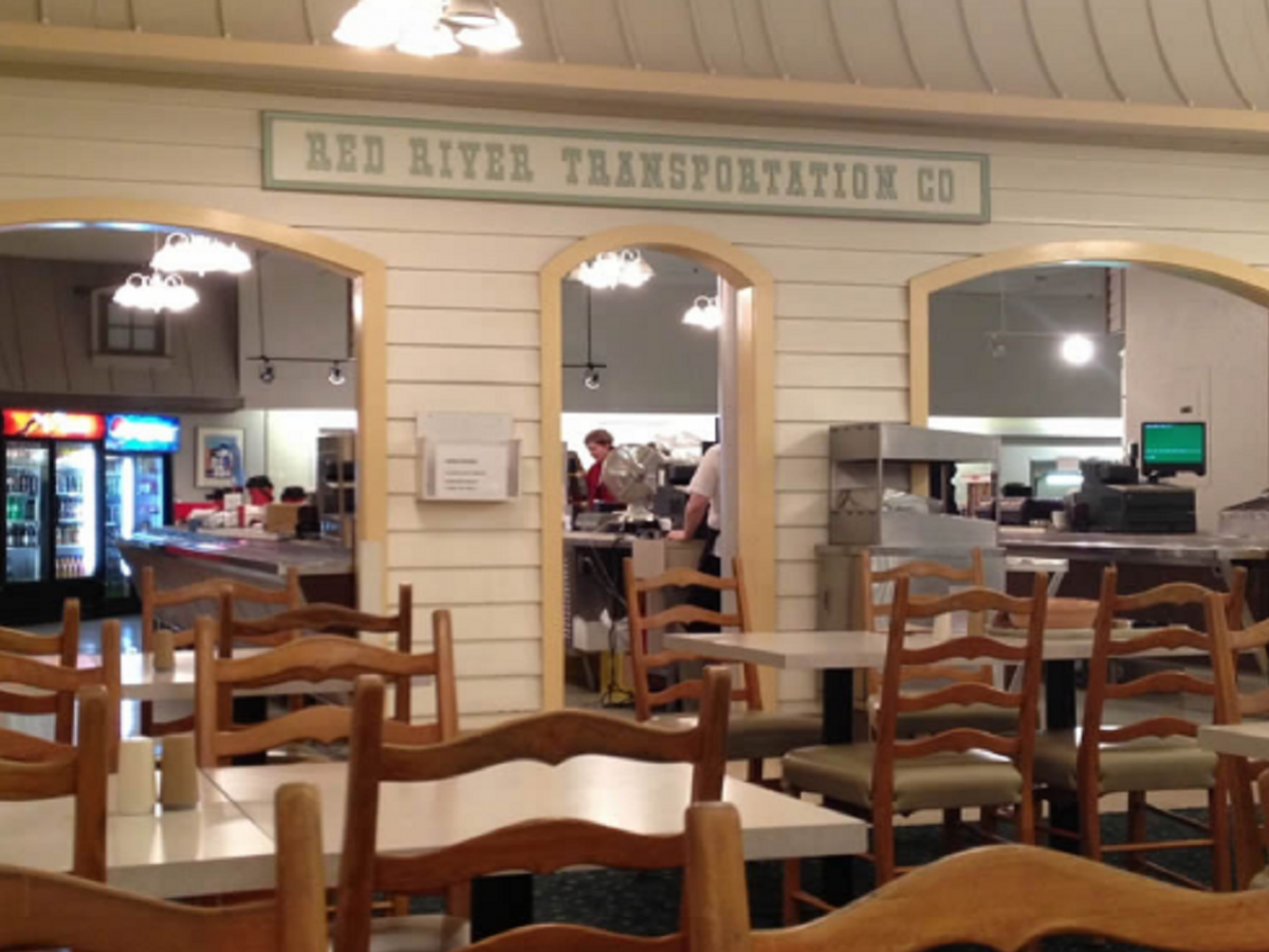 Paddlewheel Restaurant: Nostalgia on the menu - So awesome!