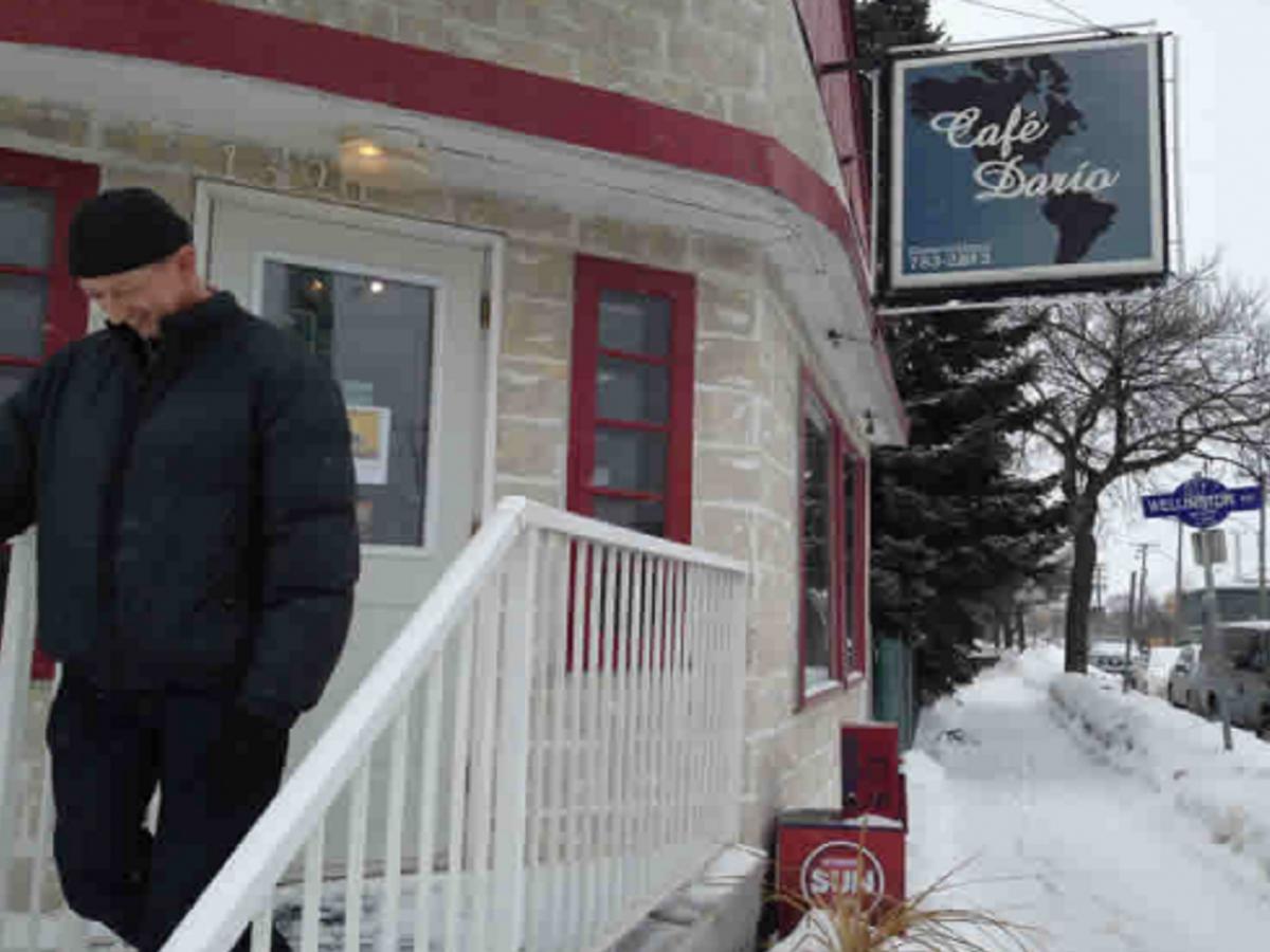 Café Dario: Divine dining for a deal -