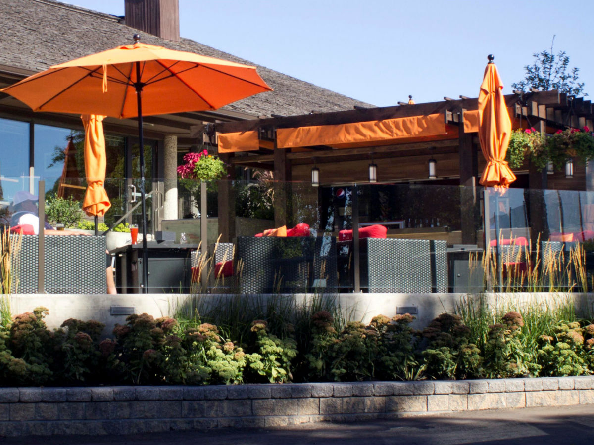 Patio Primer: Summer 2013 - Nothing but sun here at this local patio spot