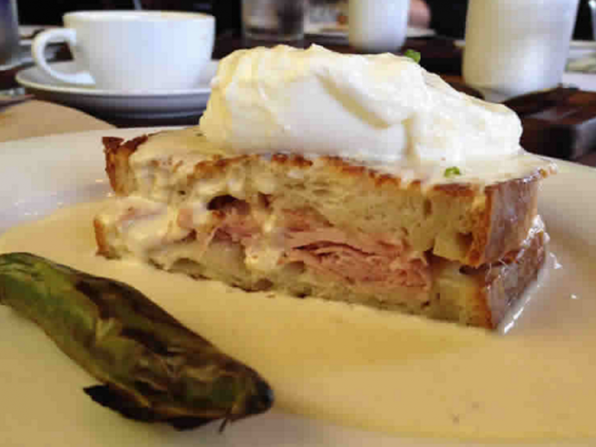 Festival of Forks: August is for eaters - This sandwich needs a fork, ASAP