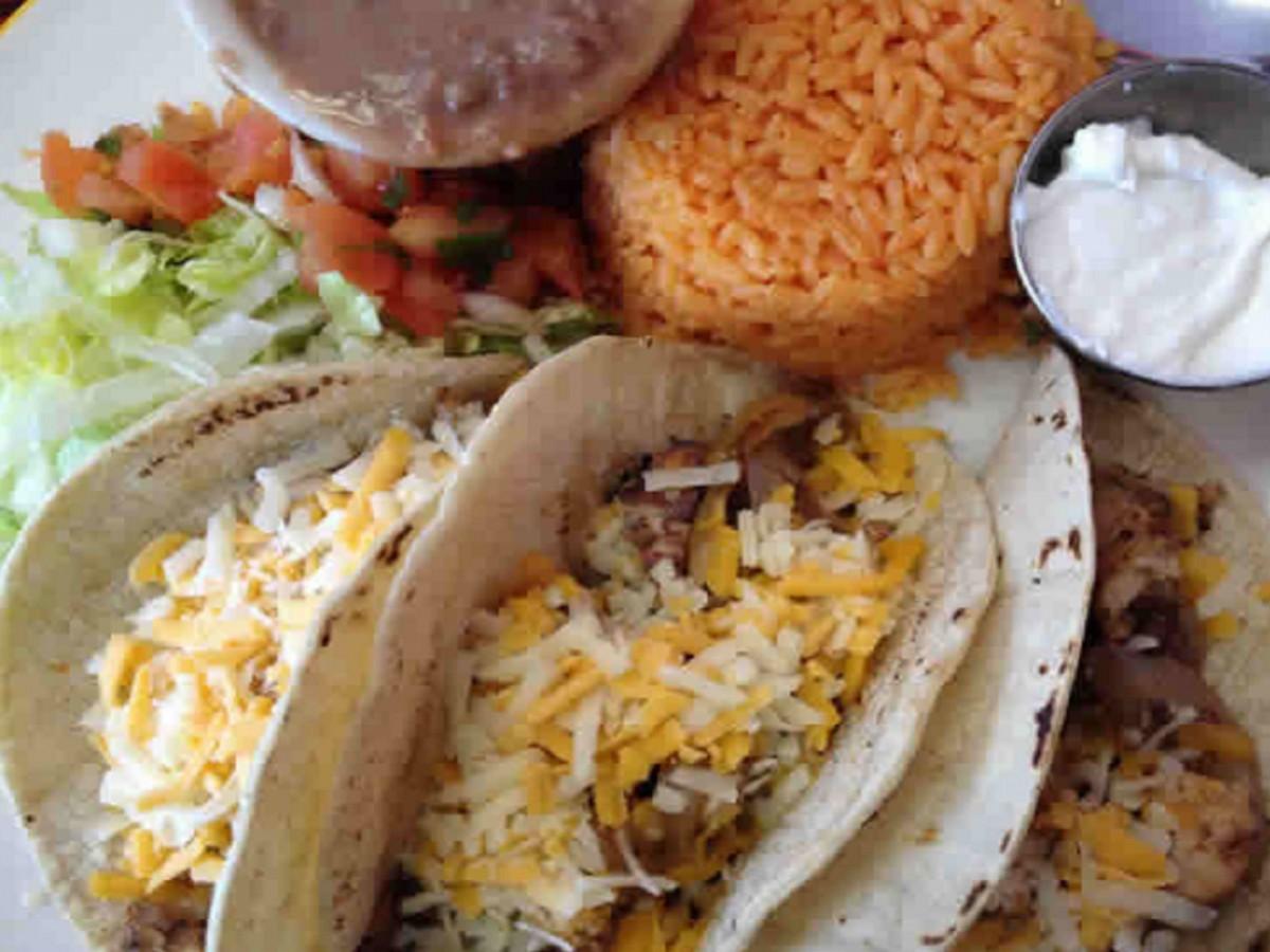 Winnipeg's Best Eats: I to Q - Mexican eats from La Bamba