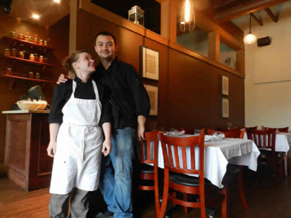 Meet the owners: Chew's Kristen and Kyle Lew -