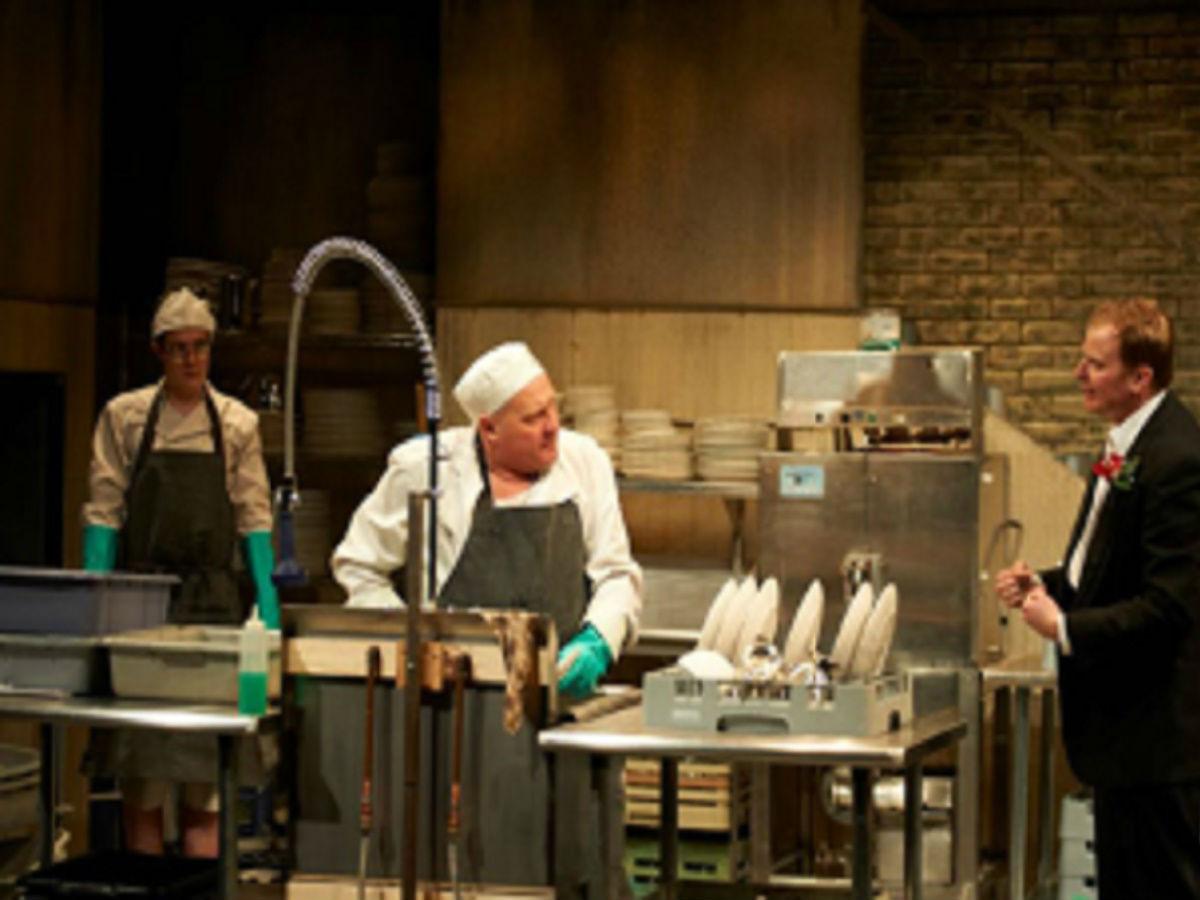 Prairie Theatre Exchange Pairings 2014 - Acting from the Prairie Theatre Exchange