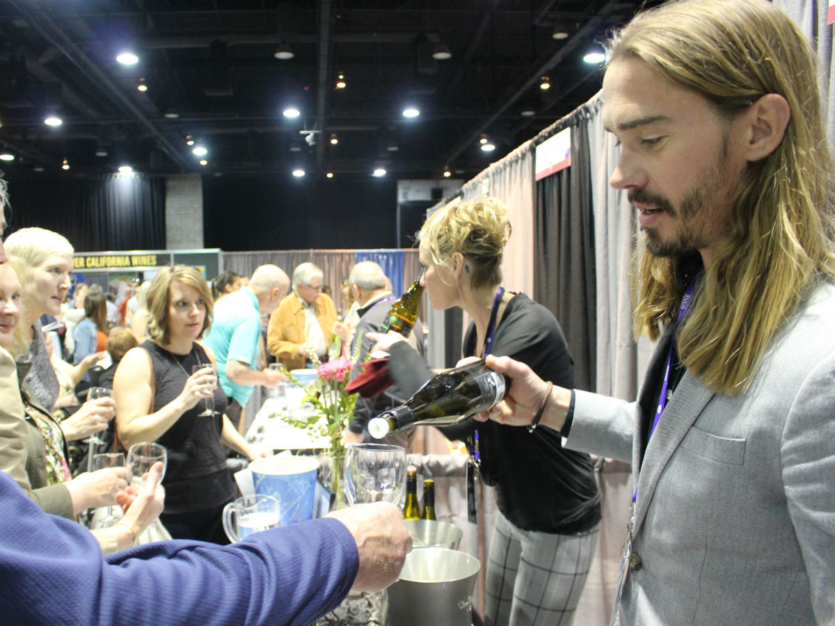 Food & Wine Fêtes: Spring Edition - A tasting of the wines, amongst the finest of Chad Kroeger impersonators