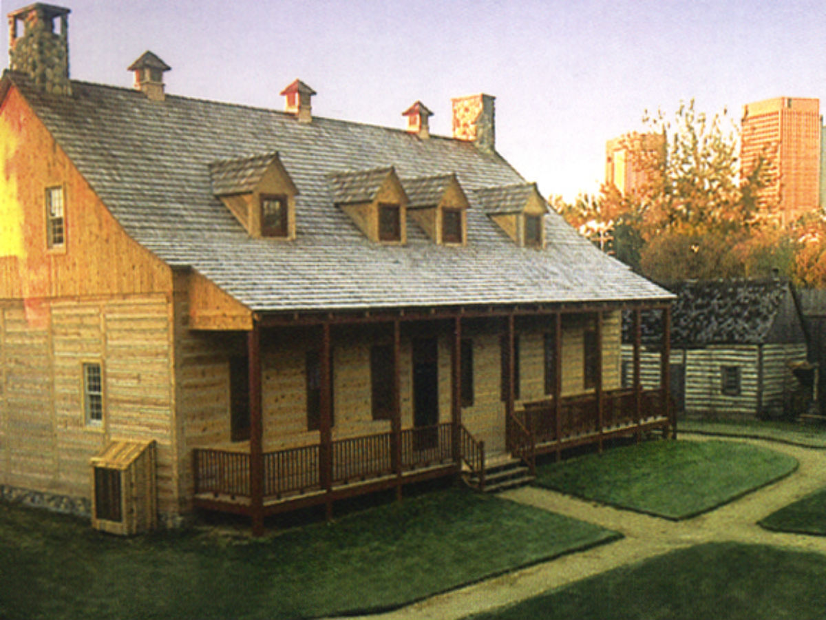 New & Noteable: Intimate dining at Fort Gibraltar - Frontal image of the Fort Gibraltar main building.