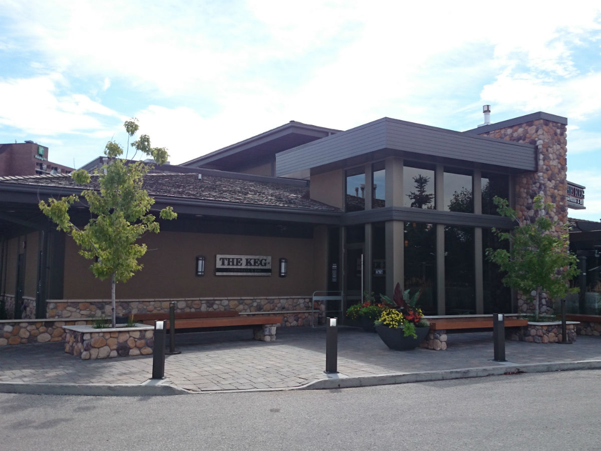 New & Notable: The Keg's Fall Features - The Keg, St James