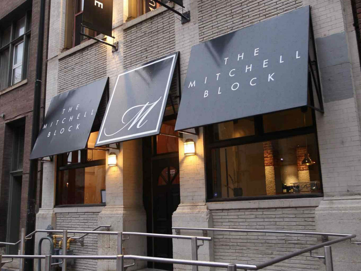 New & Noteable: The Mitchell Block -