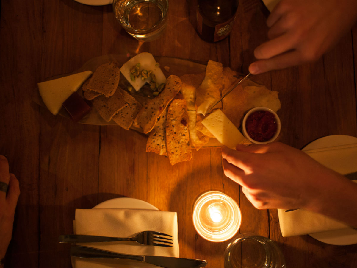 Five things to try in 2015: Winnipeg food edition - Segovia's Spanish cheese platter