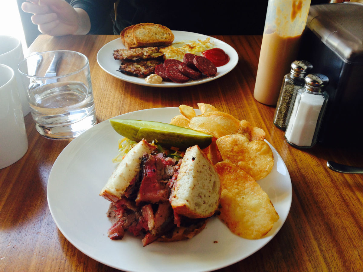 New & Notable: Sherbrook Street Delicatessen - Jewish comfort food at its finest at Sherbrook Street Delicatessen (PCG)