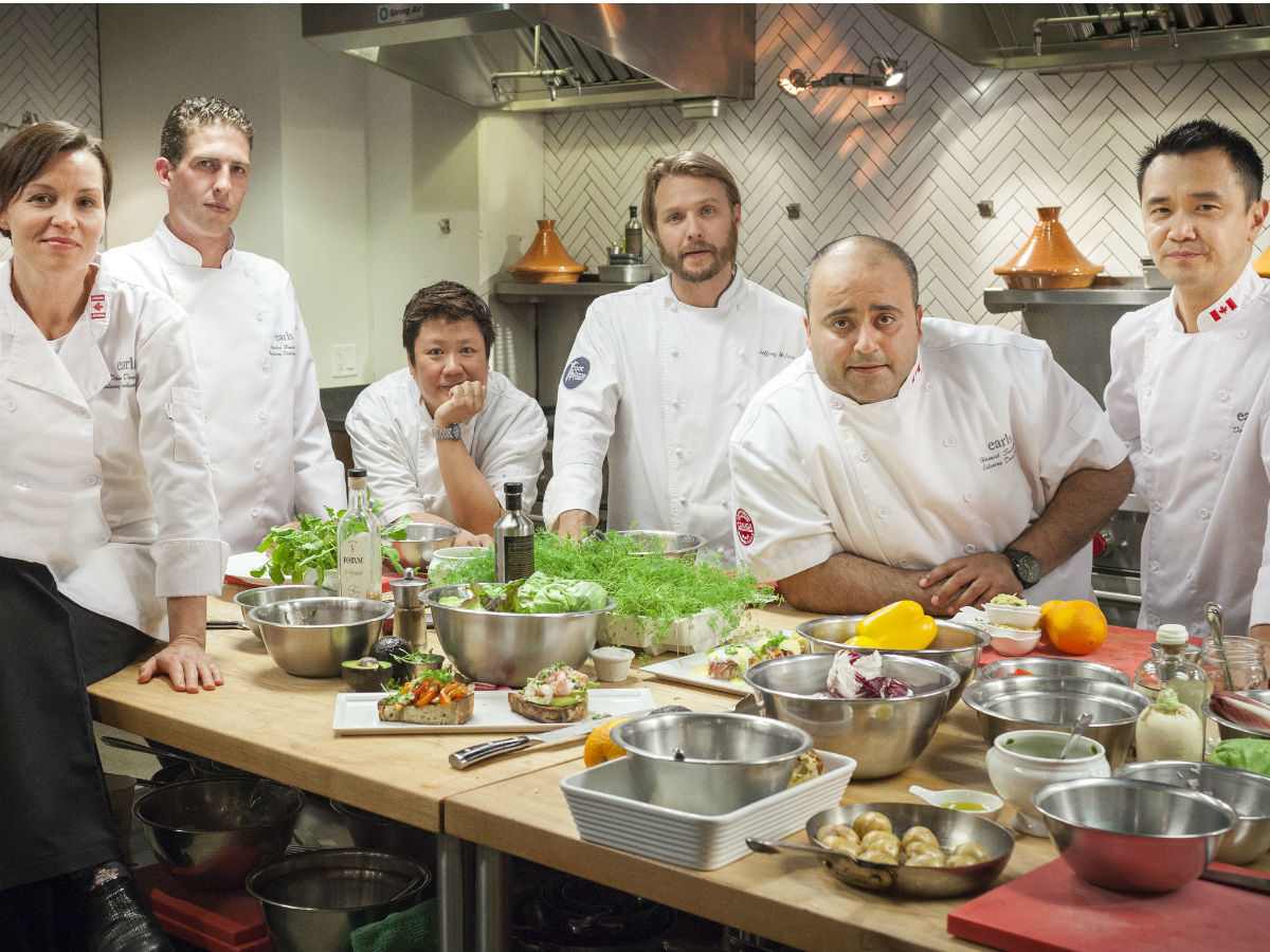 Earls Kitchen + Bar Spring Menu Tasting - The Earls team is ready to impress your palette!