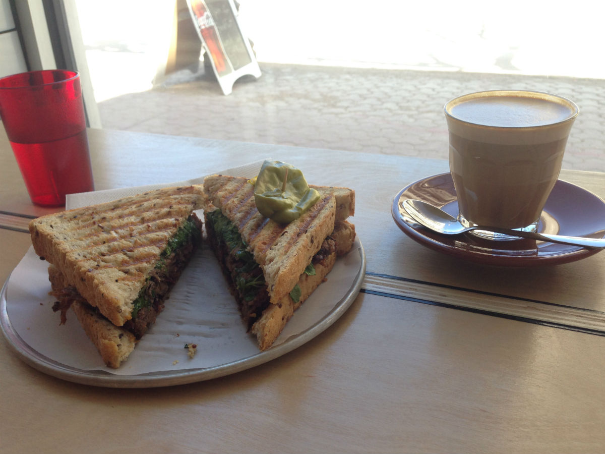 New & Notable: Miss Browns - Update: This sandwich is no longer on the Menu, it was replaced by the Chicken Sandwich with Spinach, Mushroom & Harvarti