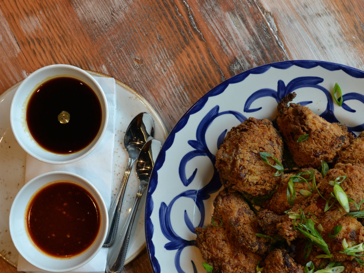 New & Notable: The Merchant Kitchen - Powerful Korean fried chicken with succulent Garlic & Soy sauce