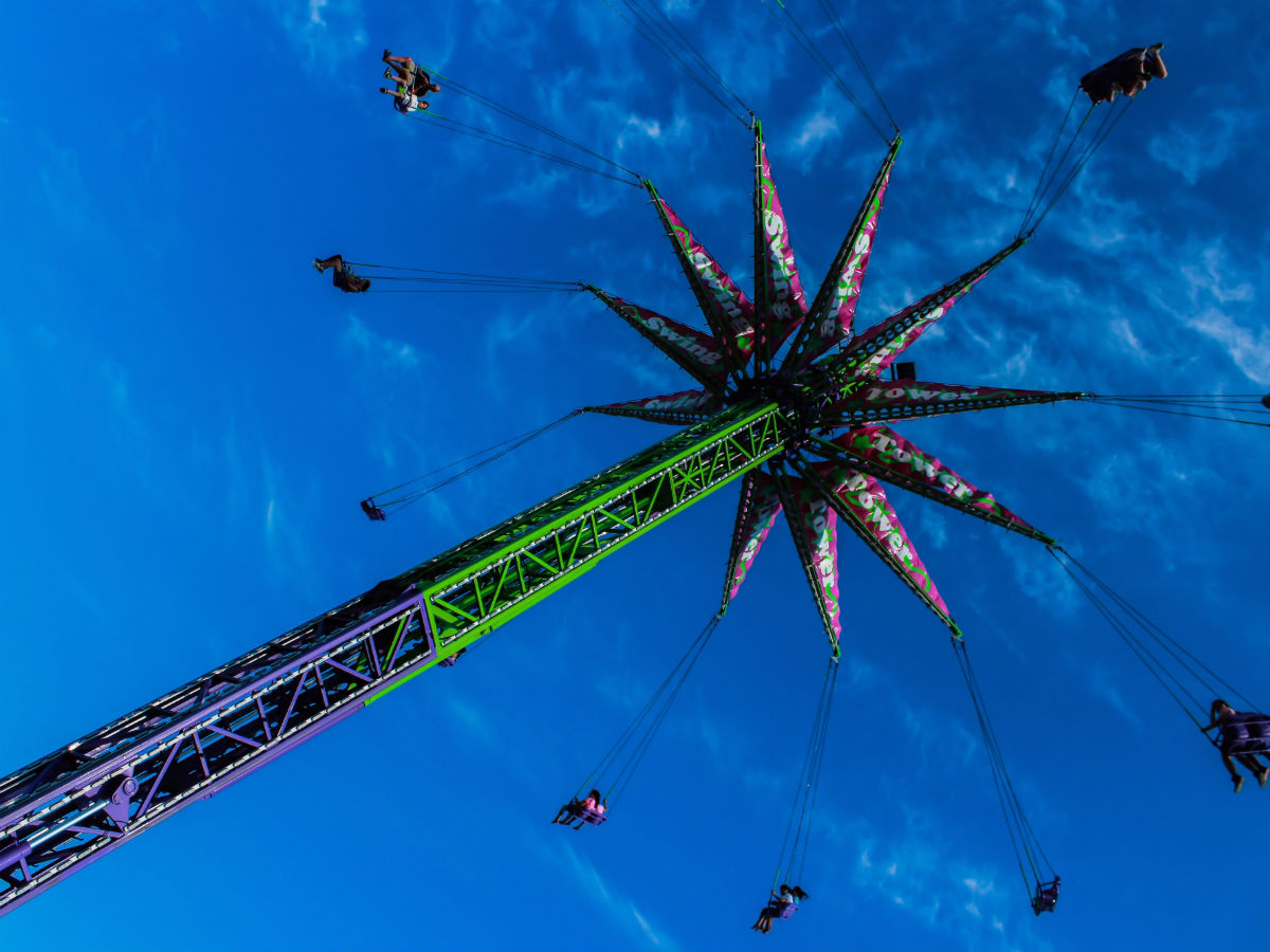 Eat it all at the Ex - Now, you don't have to go on rides at the Ex to have fun. In fact if you're eating some of these delectable bites, we'd prefer you didn't! From deep fried Oreos, to classic hot dogs and burgers-the Ex has it all.