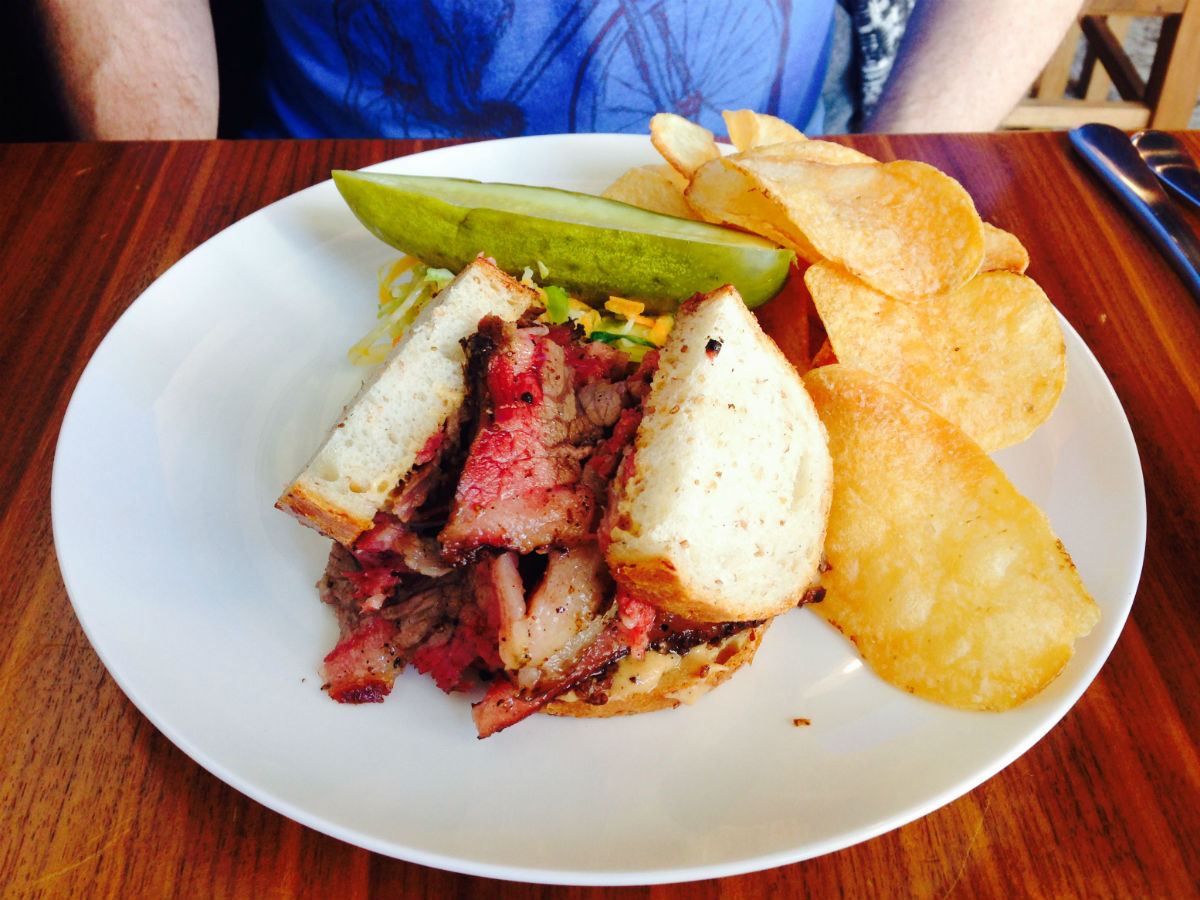 Eat this now: five must-try dishes in Winnipeg - Earl Berish platter from the one and only Sherbrooke Street Deli